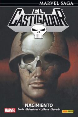 """""""El Castigador"""" de Garth Ennis ELCASTIGADORMARVELSAGAO01_01g"""
