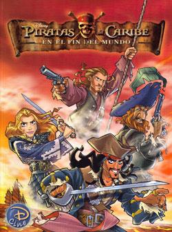 Piratas del Caribe comic porn