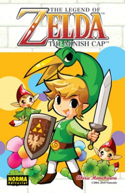 minish cap coloring pages - photo#33